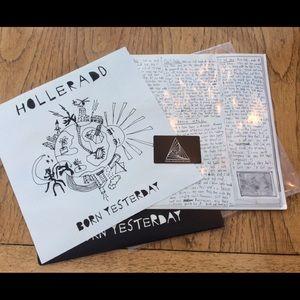 Hollerado Born Yesterday LP vinyl